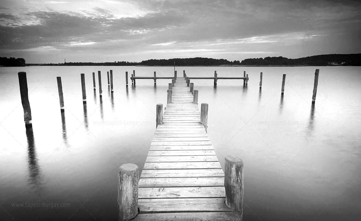 Фототапет Магия над водата