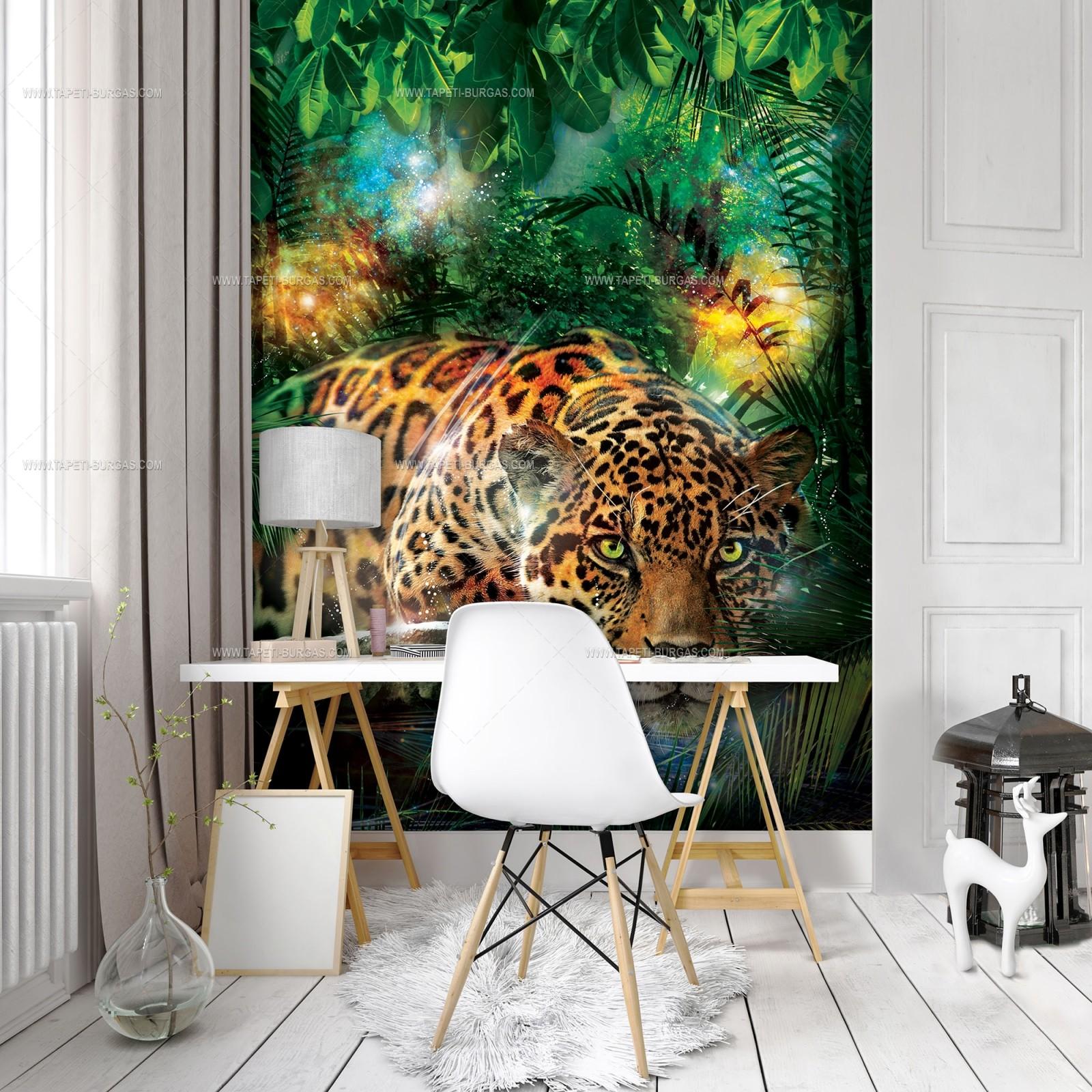 Фототапет Краля на джунглата