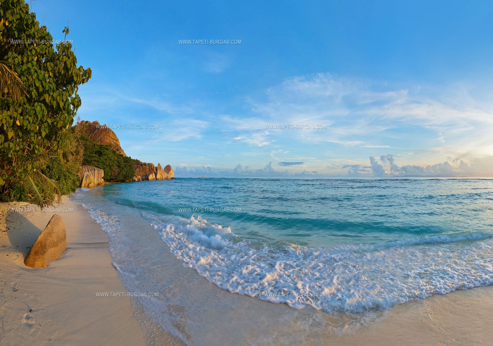 Фототапет Тюркоазения залив
