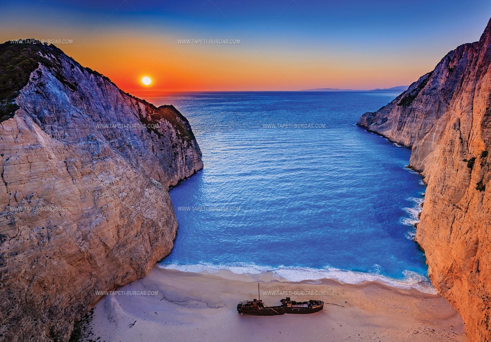 Фототапет Средиземноморски залив
