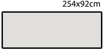 Схема на фототапет хартия, с размер 254 х 92 - 1част